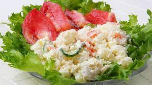 マヨネーズ を 使わ ない ポテト サラダ