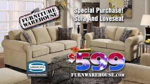 The Furniture Warehouse Labor Day Clearance