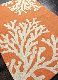 burnt orange and grey area rugs orange and turquoise area rug orange and cream rug gray