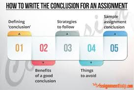 tricks to composing quality assignment writing conclusion how to write the conclusion for an