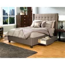 Cal King Storage Bed Frame Calking Bed Frames Top King Bed Frame ...