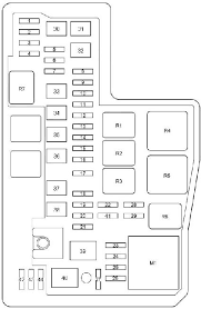 2013 2017 toyota rav4 (xa40) fuse box diagram fuse diagram 2001 toyota rav4 fuse box diagram at Toyota Rav4 Fuse Box Diagram