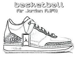 Jordan Coloring Page Camelliacottageinfo