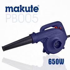 china makute blower electric air garden power tools 650w china electric blower blower