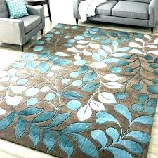 teal brown cream rug dahlia area and rugs turquoise 6 9 entry throw chocolate blue t teal cream rug