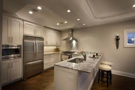 ... Lighting Ideas For Kitchen Recessed ...