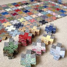 How to put plus quilt together | quilts | Pinterest | Patchwork ... & How to put plus quilt together Adamdwight.com