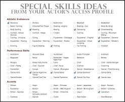 Resume Skills Examples Whats A Good Resume Resume Template Whats A Good Resume Objective 20