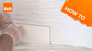 Kitchen Wall Tiling How To Tile A Kitchen Wall Youtube