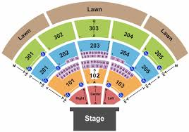 North Island Amphitheatre Seating Chart Chula Vista