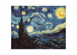 the starry night by vincent van gogh fathead wall decal