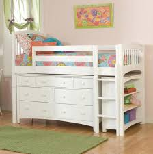 Glamorous Bunk Bed With Space Underneath 63 With Additional Home