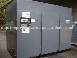 rotary screw air compressor for sale. atlas copco used rotary screw air compressor for sale