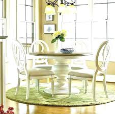 circle dining table set and 4 chairs round kitchen dining circle table set