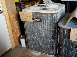 lennox 5 ton ac unit. lennox 5 ton used air conditioner condensing unit r 22 freon 10 years #91703a lennox ton ac unit m