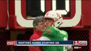 Nebraska Football Announces Starting Quarterback Releases