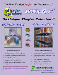 with over a 1 2 billion wonder wafers sold worldwide and thousands used everyday you can be sure they will fly off the shelves