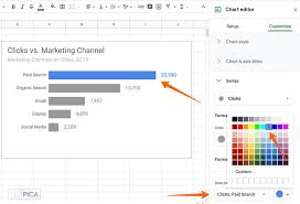 How To Make A Bar Graph In Google Sheets Brain Friendly