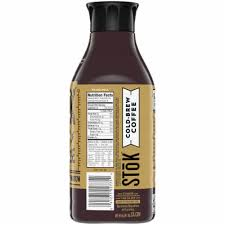 I recommend you try this and you can add sweet foam if you like it to be sweet if not alone and you have made an amazing ice coffee!! Ralphs Stok Chocolate Black Cold Brew Coffee 48 Fl Oz