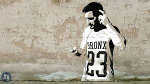 photoshop tutorial how to create a banksy style stencil graffiti out of any photo youtube on how to create wall art in photoshop with photoshop tutorial how to create a banksy style stencil graffiti