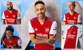 Arsenal launch new home kit and will ...