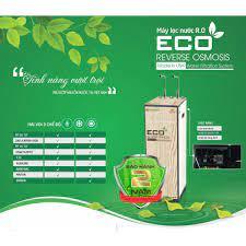 Máy lọc nước RO Feroli ECO (2 vòi 3 chế độ) - 9 cấp lọc