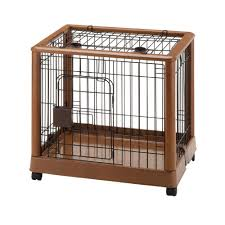 designer dog crate furniture ruffhaus luxury wooden. Small Dog Gate With Wheels - Bamboo Designer Crate Furniture Ruffhaus Luxury Wooden R