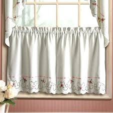 Kitchen Tier Curtain Sets