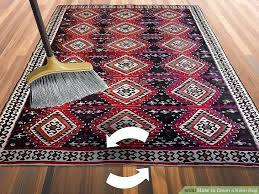 how to clean a wool rug yourself image titled clean a rug step 1 clean wool how to clean a wool rug