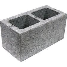 size of a brick cement hollow bricks size inches 16 in x 8 in x 8 in rs 30
