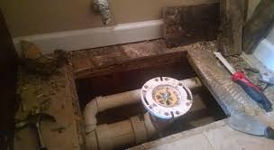 bathroom subfloor replacement. Enter Image Description Here Bathroom Subfloor Replacement F