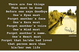 Goodbye Weekend Related Quotes Pictures