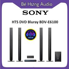 Dàn âm thanh sony BDVQ E6100 5.1 1000W | Loa giải trí