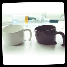 coffee cups with coffee. Brilliant Coffee Melting Unique Coffee Mug Black And White Side By Inside Cups With T