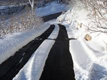 heat tire tracks for an affordable heated driveway can be heat tire tracks for an affordable heated driveway can be installed in an existing · driveway designdrivewayswalkwaysoutdoor ideaselectrical
