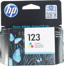 <b>Картридж HP 123</b>, многоцветный [<b>f6v16ae</b>]