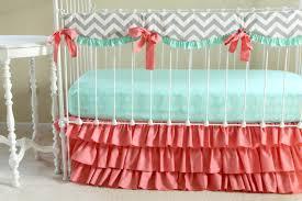 full size of grey ruffle baby skirt crib lace ruffles linen gray gorgeous measurements burlap girl