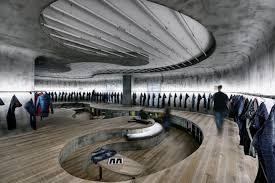 Office Design Concepts Fascinating Denim R D Studio By Zemberek Design Office Istanbul Turkey