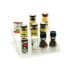 Tier Spice Rack Countertop And Drawer Spice Racks And Organizers Storables