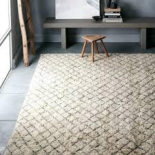 trellis rug watercolor trellis wool rug ivory grey trellis runner rug