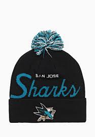 Шапка <b>Mitchell & Ness San Jose</b> Sharks купить за 1 360 ₽ в ...