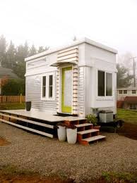 Small Picture 200 Sq Ft Modern Tiny House on Wheels Tiny House Treasures