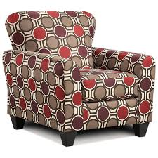 admirable red patterned accent chair with additional interior decor home with additional 82 red patterned accent