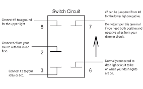 wiring diagram momentary toggle switch wiring diagram rocker led how to wire a boat switch panel at 12 Volt Wiring Diagram For Pontoon Lights