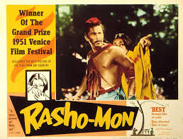 Image result for Kurosawa, Rashomon