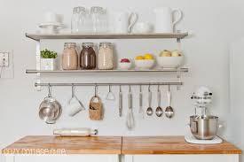ikea kitchen wall shelves ideas ikea