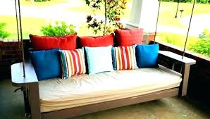 outdoor hanging daybed swing bed plans day diy be hanging day bed daybed swing h plans
