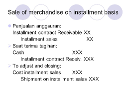 Installment Sales Chapter 5 Allan R.drebin. - Ppt Video Online Download