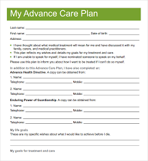 12+ Care Plan Templates | Sample Templates