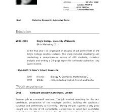 Resume Format Examples For Students Elementary Teacher Resume Format ...